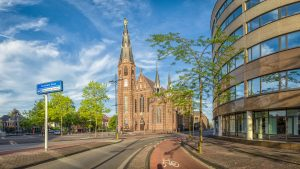 Eindhoven downtown